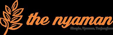 The Nyaman Logo
